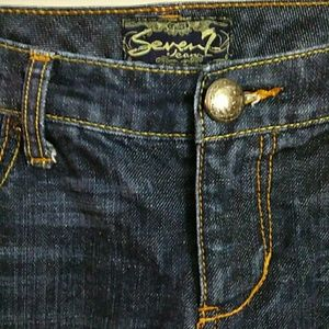 """Seven7 ""    Capri jeans"